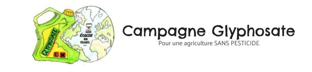 Campagne glyphosate